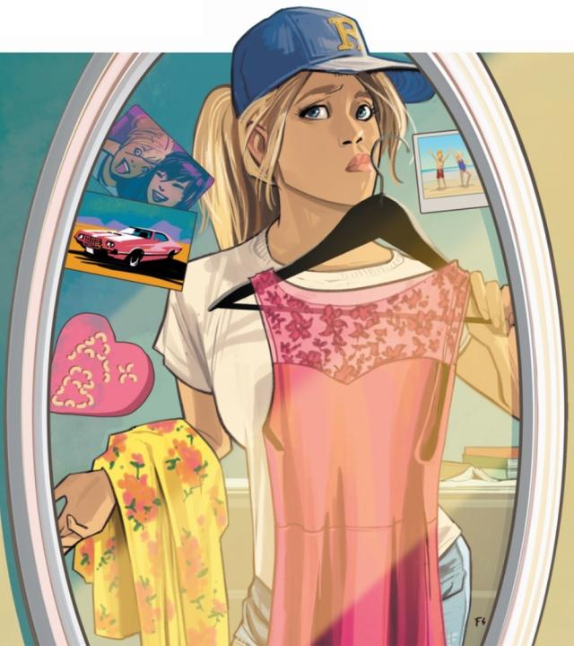Archie 2 Betty QUE ME PONGO DIOS MIO QUE ME PONGO