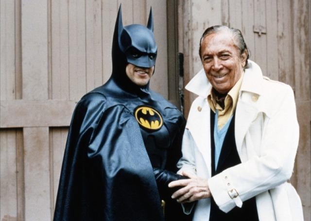 Bob Kane Michael Keaton Batman