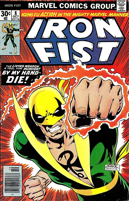 iron-fist-claremont-byrne