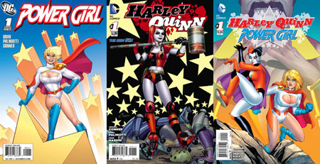 power_girl-harley-quinn-jimmy-palmiotti-amanda-conner-justin-gray-dc_comics_