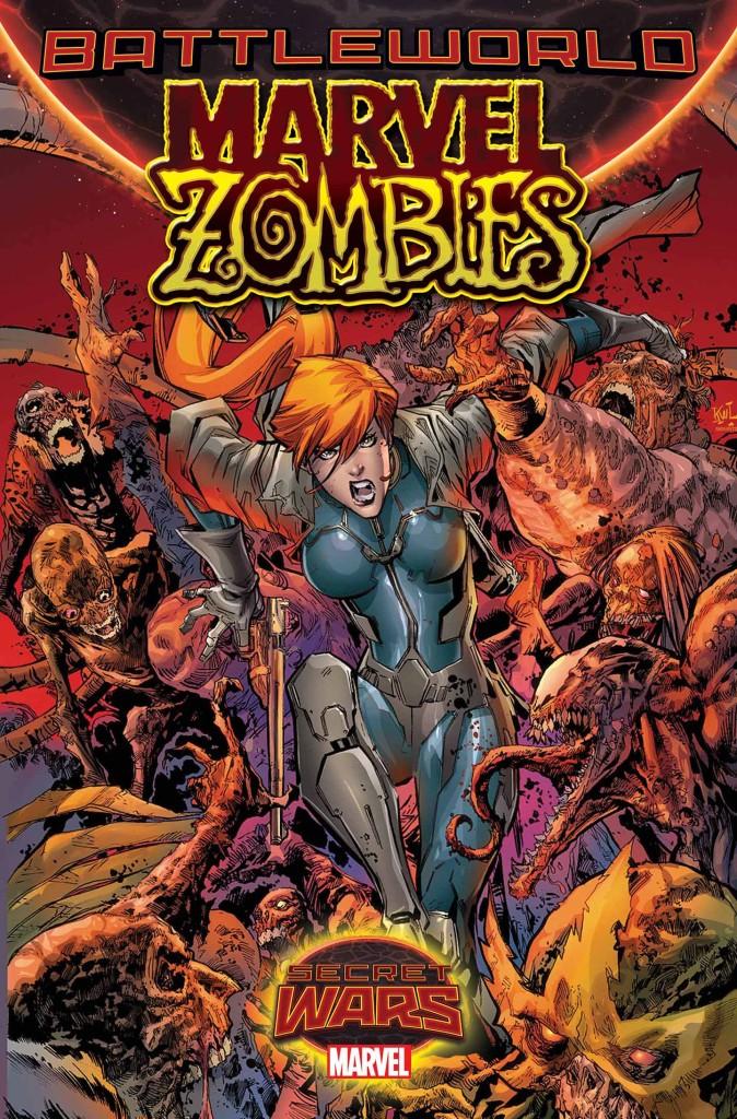 Secret Wars Marvel Zombies