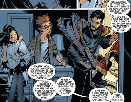 Doctor Strange (2015-) 001-008