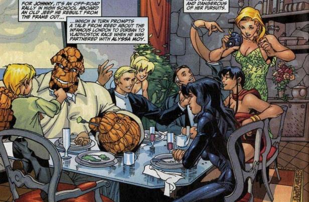 Fantastic Four Larroca Claremont