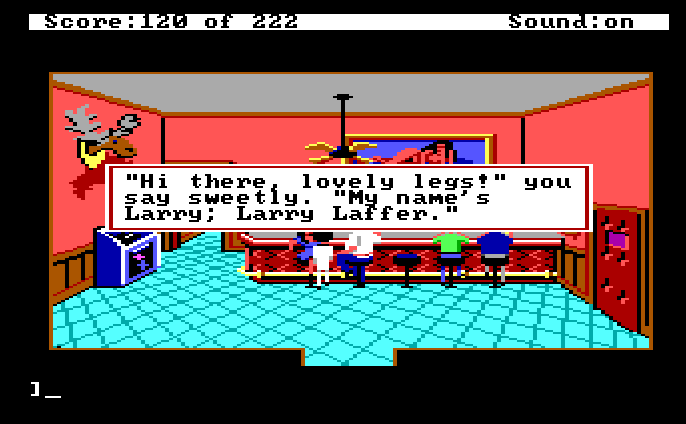 LeisureSuitLarry