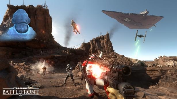 STAR WARS Battlefront Ackbar