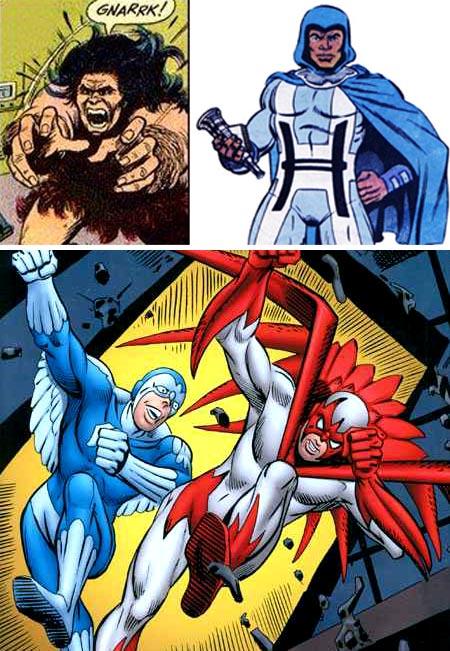 teen-titans-classic-Gnarrk-mal-duncan-hawk-dove