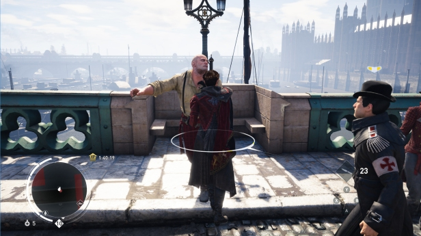 Assassins Creed Syndicate combat