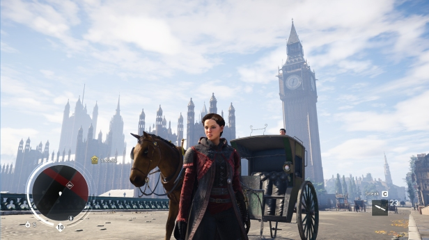 Assassins Creed Syndicate ivy