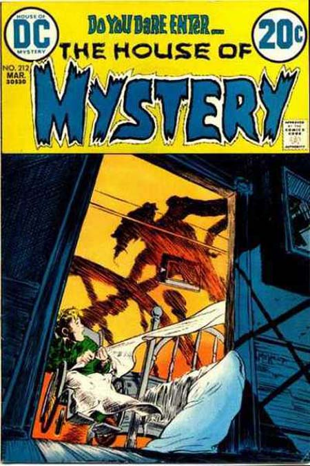 house-of-mystery-212-dc-michael-fleisher-kaluta