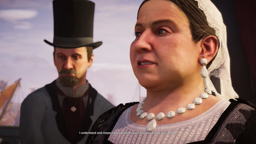 Victoria Assassins Creed Syndicate