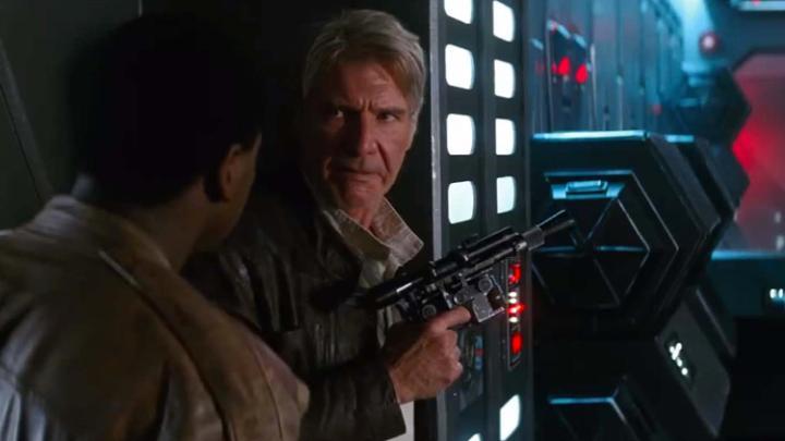 Han Solo Finn