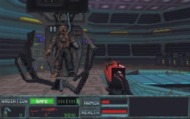 The Terminator Future Shock
