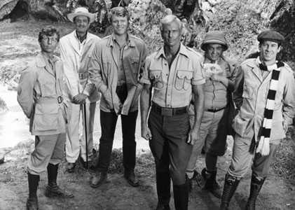 Doc Savage & Fabulous Five