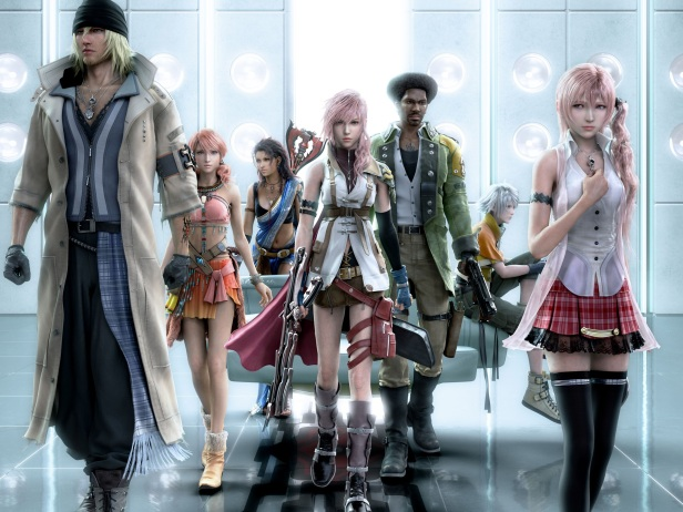 Final-Fantasy-XIII personajes
