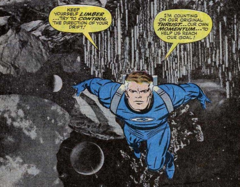 Reed Richards Kirby