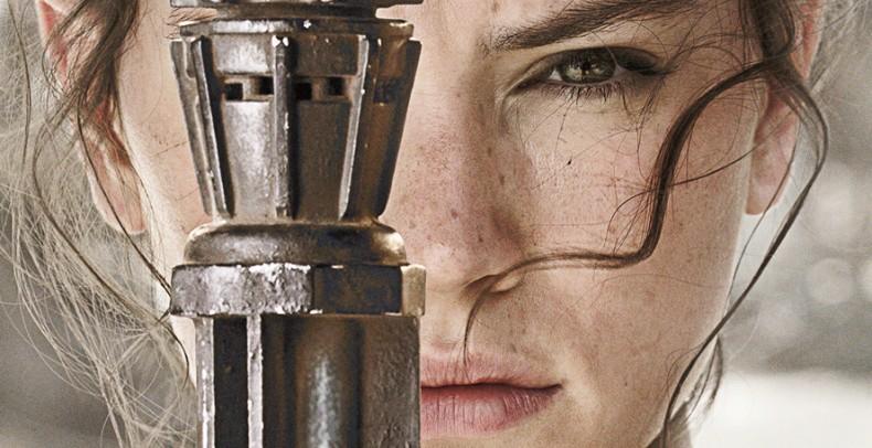 Rey poster-star wars