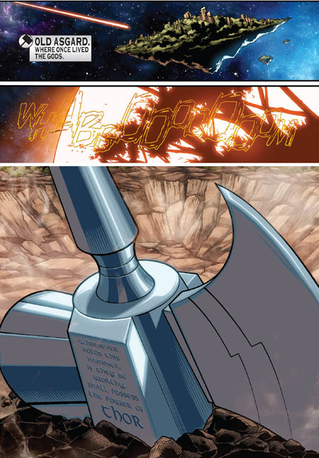 ultimate-thor-hammer-mjolnir-secret-wars-thors