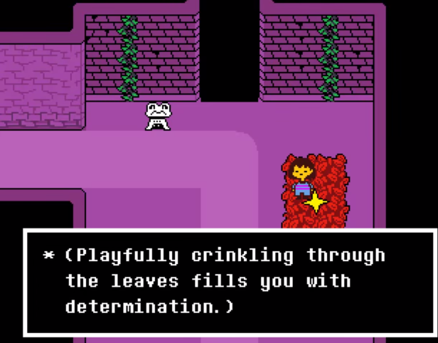 Undertale Determination