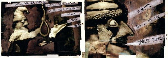 Mr punch dead dead dead