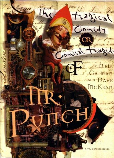 Mr Punch Gaiman McKean