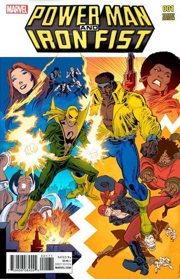 powerman-iron-fist-marvel-comic-trevor-von-eeden-alternate-cover