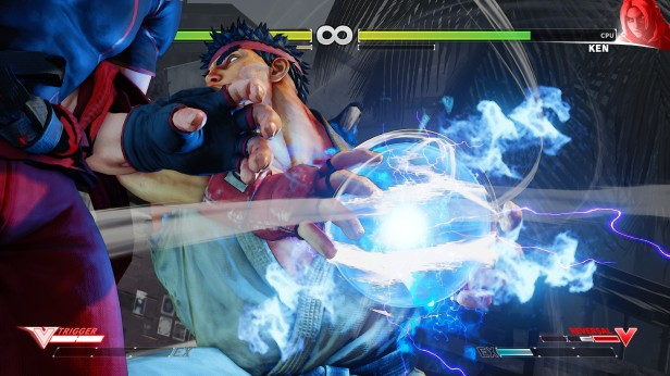 Street Fighter V Shinku HaDoKen