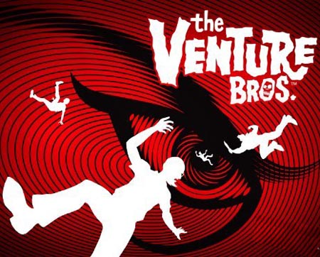 the venture bros logo