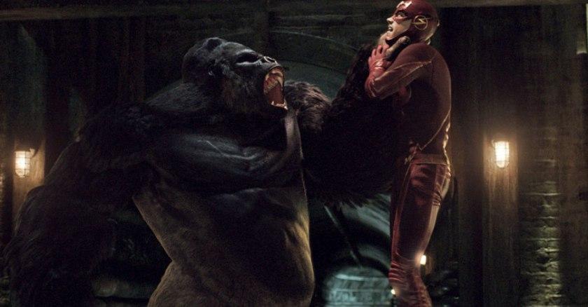 Flash Gorilla Grodd