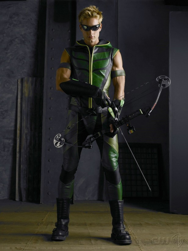 Green Arrow Smallville
