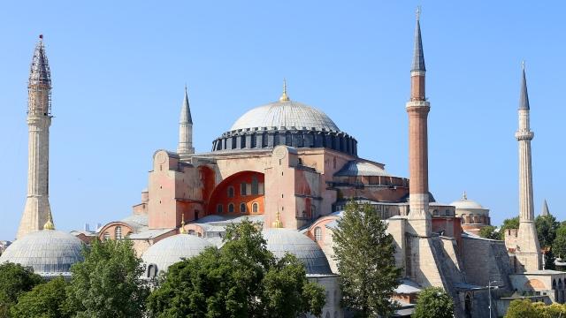 Hagia Sofia Santa Sofia