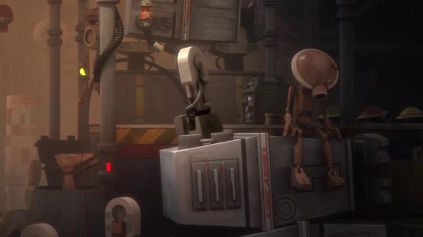 Star Wars Rebels parts