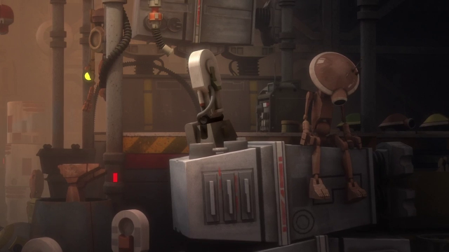 Star Wars Rebels parts