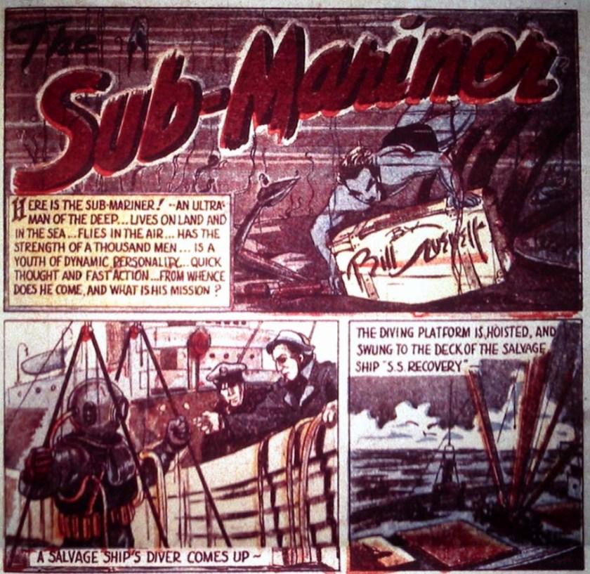 Sub-Mariner 1 Marvel Comics 1