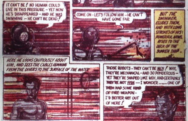 Sub-Mariner 2 Marvel Comics 1