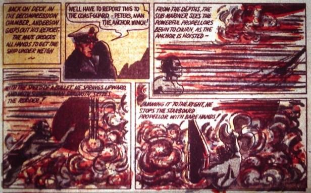 Sub-Mariner 3 Marvel Comics 1