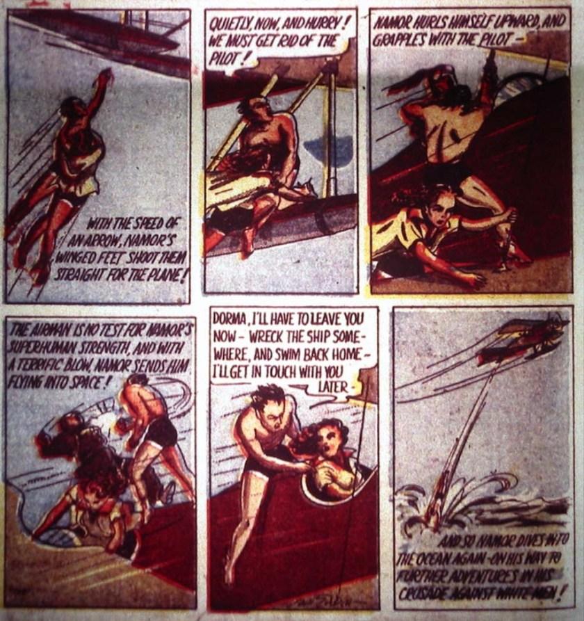 Sub-Mariner 5 Marvel Comics 1