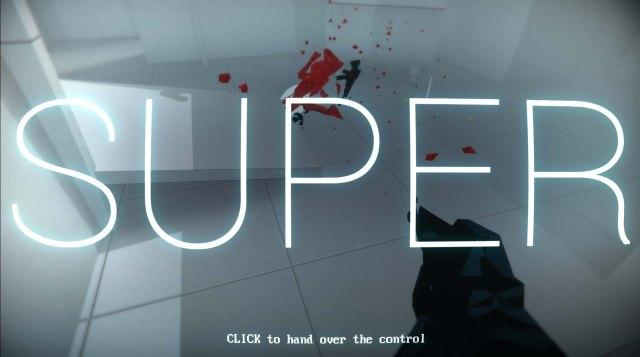 Superhot Super