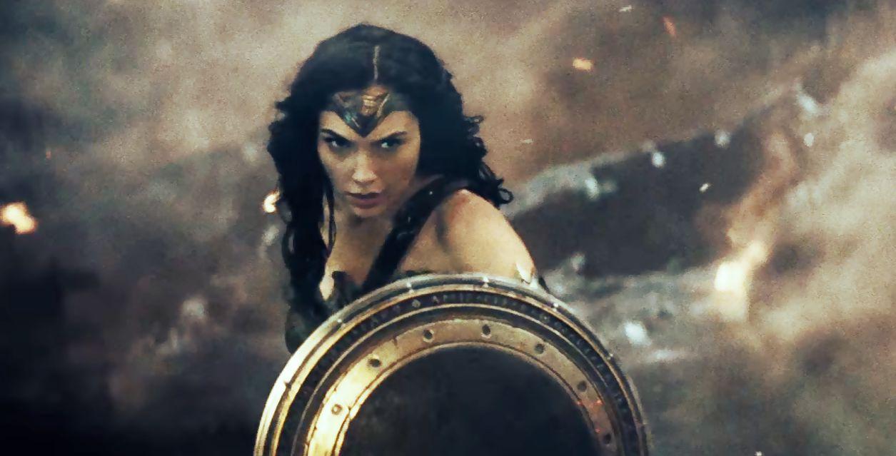 Wonder Woman And Batman Vs Superman