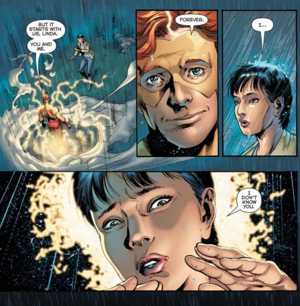 DC Universe Rebirth Kid Flash