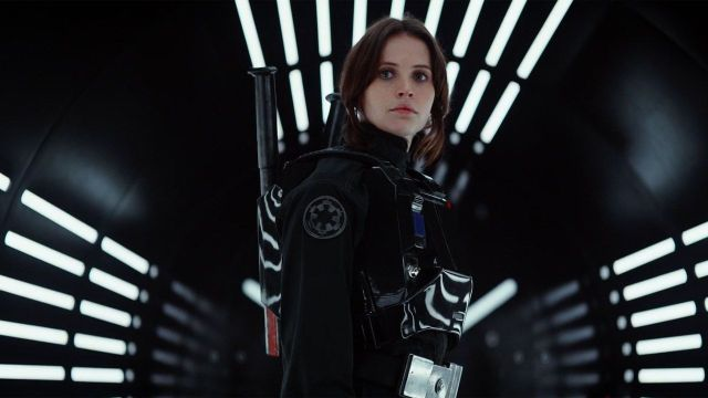 Jyn Erso Imperial Pilot