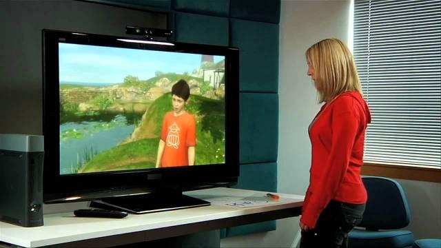 Kinect Project Natal Microsoft