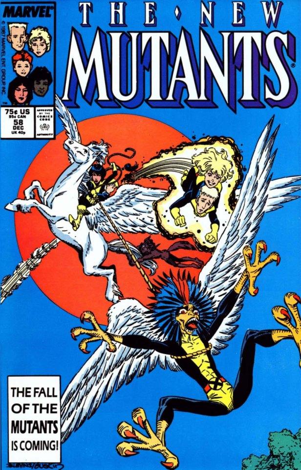New Mutants 58