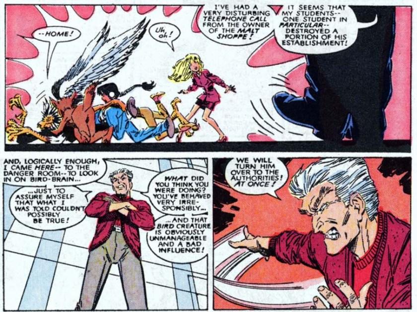New Mutants 67 Magneto