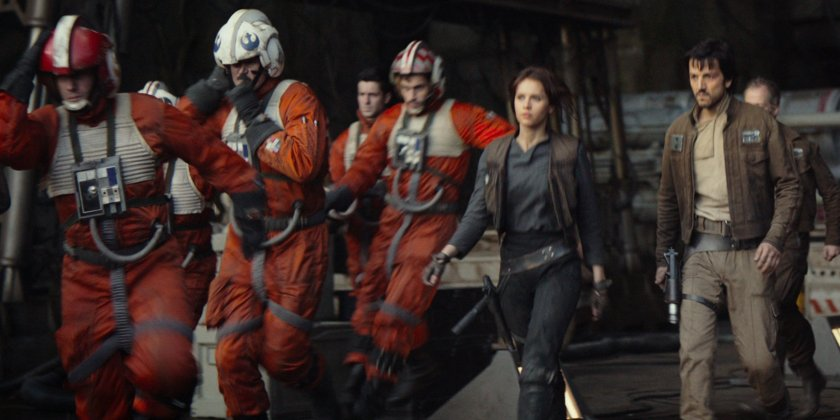 ROGUE ONE PILOTS