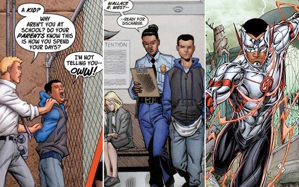 Wally-West-New-52-Origin-Comic