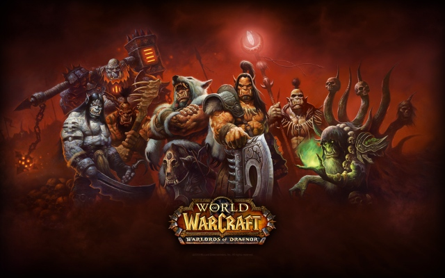 Warcraft Warlords of Draenor