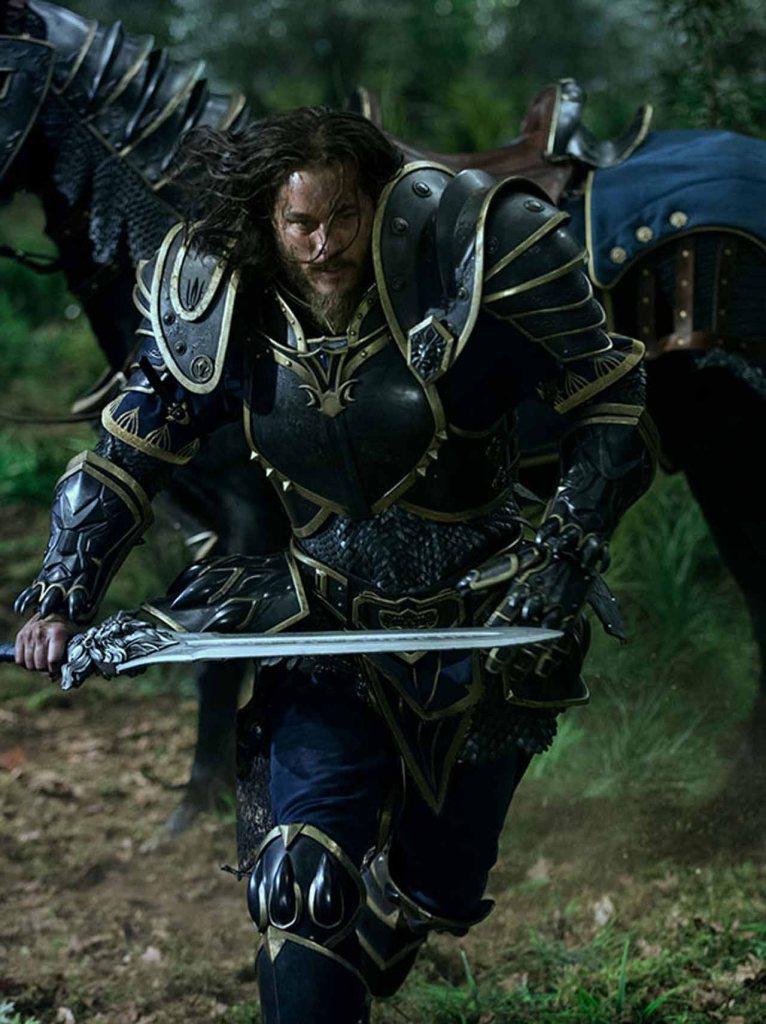 Anduin Lothar Warcraft