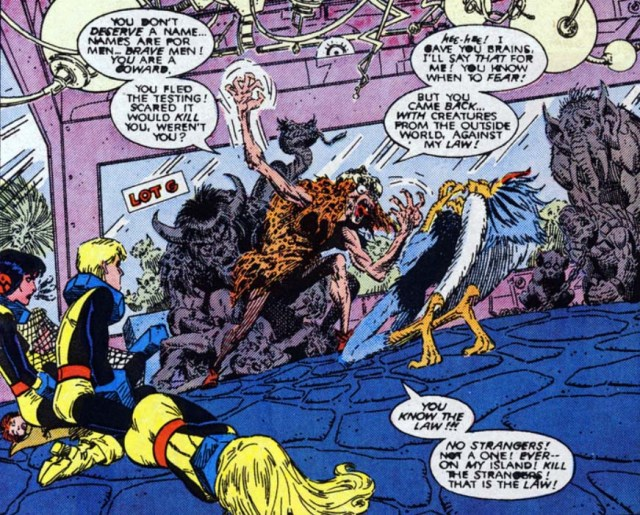 Ani-Mator New Mutants 60