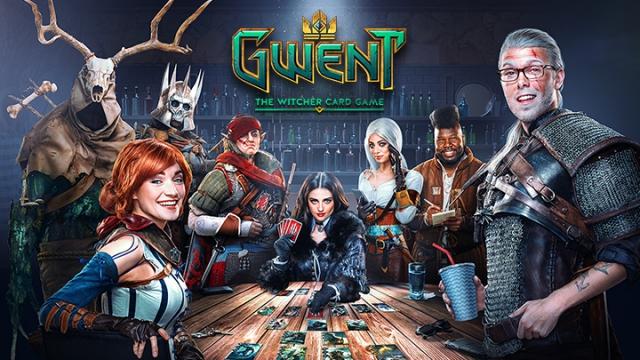 Gwent videogame