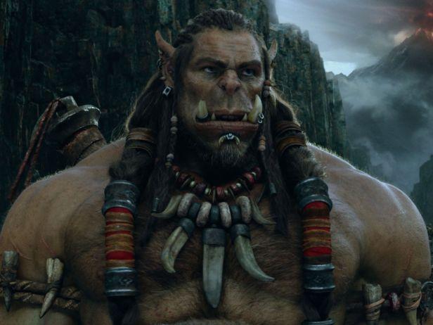 Warcraft movie Durotan